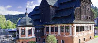 The Papermill in Duszniki Zdrój  in Poland