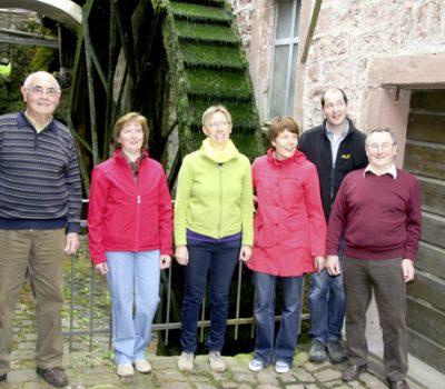 Team Museum Papiermühle Homburg