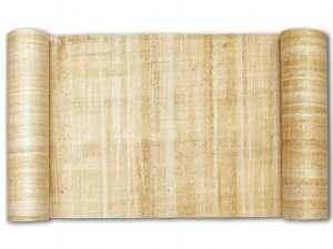 "Ausstellung - ""Papier – Pergament – Papyrus"""