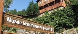 UNESCO Weltkulturerbe. Papiermühle Homburg